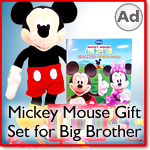 Disney Mickey Mouse Coloring Books Gift Set