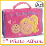 I'm the Big Sister 7 inch Photo Album
