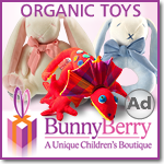 Amazing Organic Baby Toys from Bunny Berry