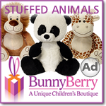 Baby Shower Gifts - Stuffed Animals