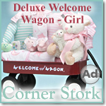 Deluxe Girl's Welcome Wagon